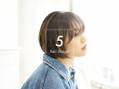 ゴ ヘアデザイン 調布(5 hair design)