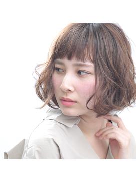 ☆前髪短め☆ふんわりラフなレイヤーボブvol.2