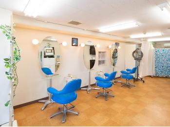 ヘアカラー専門店 ラカラカヘアー(LAKA LAKA HAIR)(東京都立川市/美容室)