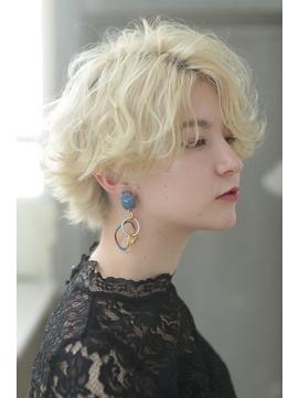 Lee梅田★クラシカルウェーブ×ゴールド