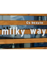 ミルキーウェイ(Milky way)