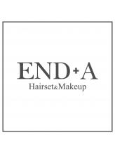 エンドエーヘアーアンドメイクアップ(END+A hair&Makeup)