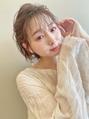 Emma ecole 結婚式 お呼ばれヘア ショートヘアアレンジ by.高橋
