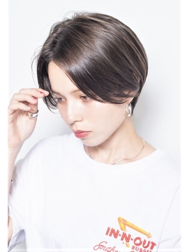 【Euphoria】クールなハンサムショート☆