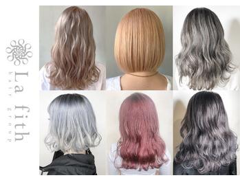 ラフィスヘアー 倉敷店(La fith hair)(岡山県倉敷市/美容室)