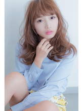 《k-two》♪似合わせ春髪ふんわりロング♪by齋藤 Oggi.9