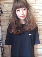 【ARTiCAL 】夏はダブルカラーで外国人風☆ミルクティーアッシュ デジタルパーマ.59