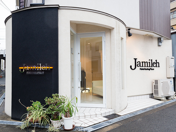ヘアーアンドヒーリングプレイス ジャミーレ(Hair&Healing Place Jamileh)(大阪府大阪市此花区/美容室)