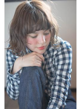 [cotton平塚]クセ毛風ボブ☆