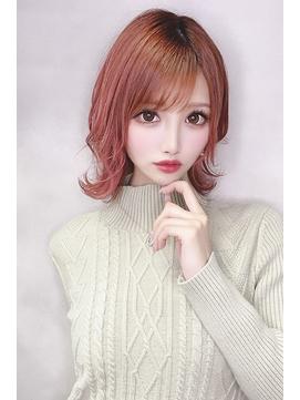 【regalo】大人可愛いカジュアルショート 小顔効果モテ髪印象