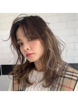 【YUMA】今っぽブリティッシュ × フォギーベージュ