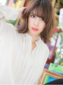 *bliss浦和* 大人かわいい☆くせ毛風ラフカールa