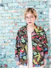 パンク系個性派ショート【平井】 パンク.50