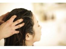 髪にも環境にも優しい製品のみ使用。