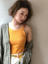 cie hair.オシャレ,波巻き,透明感,ラフ,カジュアル,スタイル.6