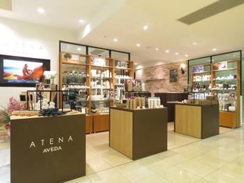 40代大人女性にぴったりな美容院 アテナ アヴェダ 広島三越店(ATENA AVEDA)