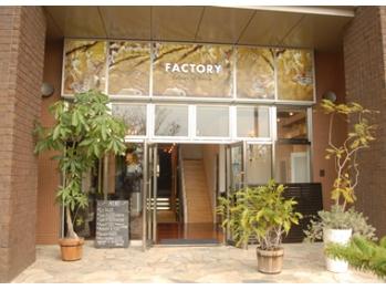 ファクトリー(FACTORY)(大阪府大阪市鶴見区/美容室)