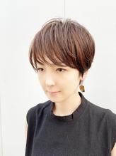 大人の洗練マッシュショート【Ruufus恵比寿渋谷】314b8.5