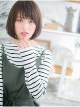 【シンプル is the BEST!ナチュボブ】 小頭.58