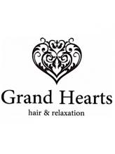 グランドハーツ ヘアーアンドリラクゼーション(Grand Hearts)