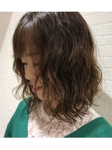 ルーズスパイラル × イルミナカラー.14