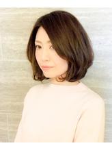 【京橋STeLLa】 40代からのミセスボブ.2