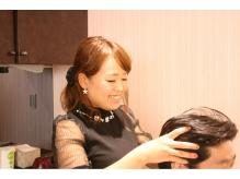 髪や頭皮の乾燥、毛根対策、癒し効果の期待できるスパ☆