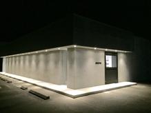 コンクリートの外壁