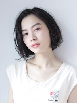 [中村 マサアキ]オシャレ艶髪のボブスタイル☆