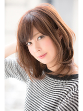 【Ramie】加藤貴大 30代40代にオススメなミディアムレイヤー .52
