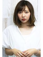 【太智花悠介】ひし形シルエット大人可愛いワンカールボブ.33