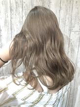 【Lapis新宿】ミルクティーグレージュ.49