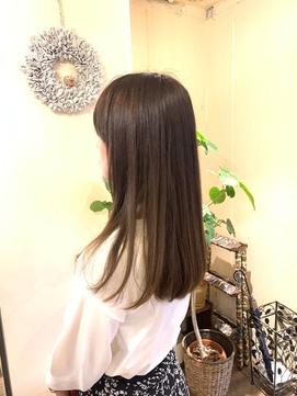 髪質改善 Colors cafe高崎店