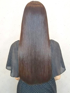 ◆失敗しない!グレイカラー 白髪染め 髪質改善カラー♪