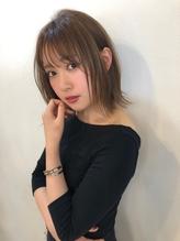 小顔ストレートボブ【ヴィーガ ンカラーシルバーベージュ】.14