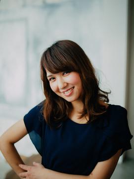 ランダムカール☆ふんわりセミディ【稲毛】