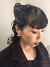 ticro大石ヘアアレンジ猫耳モード 猫耳.52