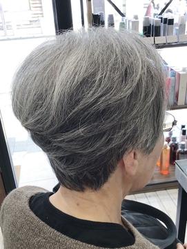 ミセスショートカット【HAIR CLEAR】