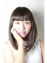 ☆可愛いモード系☆ぱっつん前髪のボブ・ミディ モード系.52