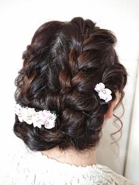 【PONO  HAIR】およばれヘアアレンジ♪