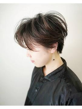 ハンサムショート×エアリー_TREAT妙典