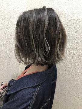 【EIGHT福岡】nabe_short_バレイヤージュBA