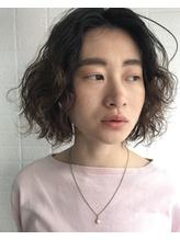 くせ毛、パーマスタイル.22
