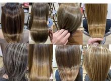 ヘアーズ コネクト レヴィー(HAIR's Connect Revie)の詳細を見る