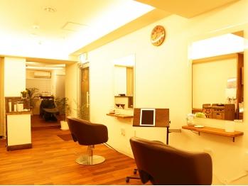 ヘアーサロン シープラス(hair salon sea+)