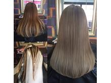 リアル海外テクニック&日本人の髪質に落とし込む圧倒的な信頼度