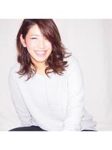 パールブラウン×外ハネ☆Jカール .1