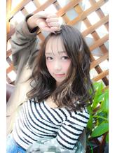 ☆薄めの前髪を作る為の愛されミディ☆.1