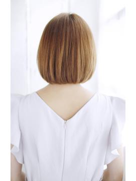 吉祥寺3分/前髪ココアブラウン大人かわいいフリンジウェーブ/069