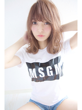 『giinii*OCEANS 藤田』フレンチボブ小顔くびれミディ 横浜.14